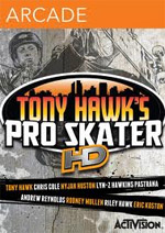 Test de Tony Hawk's Pro skater HD XBox 360