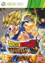 Test de Dragon ball Z : Ultimate tenkaichi
