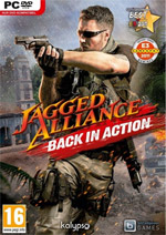 Test de Jagged Alliance Back in Action sur PC