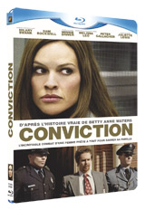 Test Conviction en Blu Ray