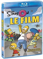 Test les Simpson en Blu Ray